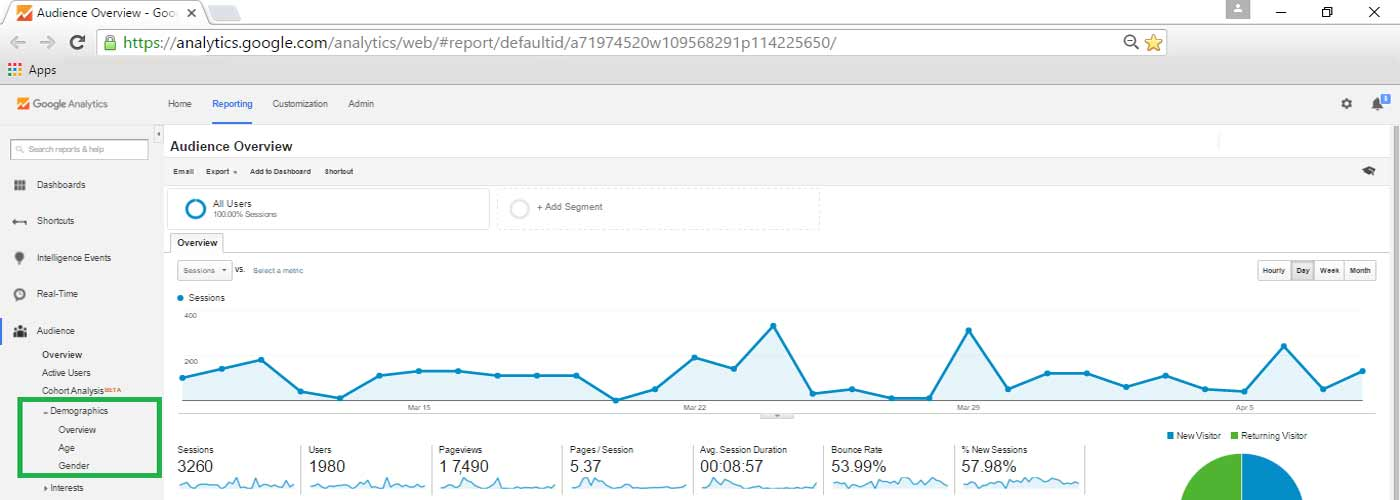 Google Analytics For Your Website (1)